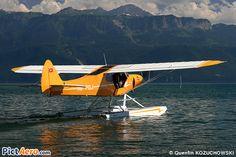 Piper PA-18-150 Super Cub (Private)