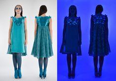 Behance, Summer Dresses, Gallery, Blue, Collection, Fashion, Moda, Summer Sundresses, Roof Rack