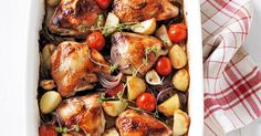 Here's a super-smart dish that keeps on giving - a delicious meal one night, with leftovers and a recipe for the next night.