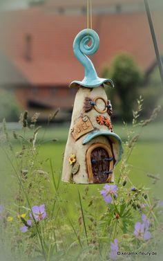 © keramik-fleury.de Gartenkeramik Insektenhotel