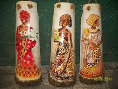 Mina de Artesanatos: Telhas decoradas Arizona Tea, Bottle Crafts, Drinking Tea, Decoupage, Tiles, Diy, Home Decor, Projects, Craft Rooms