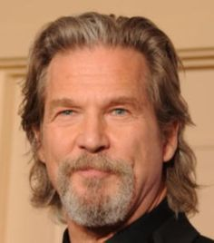 Jeff Bridges Wears a Goatee- Facial Hair Styles for Men Pictures