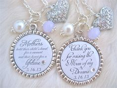MOTHER of the BRIDE Gift Mother of the GROOM Wedding date pendant necklace or Keychain Beach jewelry Bottle cap Mother Godmother White Bride Mother Of The Bride Necklaces, Mother Of The Groom Gifts, Bridal Accessories, Bridal Jewelry, Beach Jewelry, Cute Wedding Ideas, Wedding Inspiration, Personalized Mother's Day Gifts, Grandmother Gifts