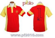 Polo con los colores de España 25€. http://www.pi2010.com/polo…/polos-bandera-espa%C3%B1a-hombre Si te gusta, comparte