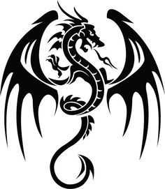 Pin Dragon Tattoo Stock Vector 98335706 Shutterstock picture to pinterest. Description from tattoopins.com. I searched for this on bing.com/images