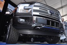2015 Ford F-150 Platinum Is Disruptively Attractive in Real Life 26