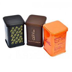 tea coffee jar | Tin Jars (Sugar Tea Coffee Jar)