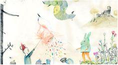 una de las ilustraciones seleccionadas para la bienal de ilustración Ilustrarte 2o14 en Lisboa.