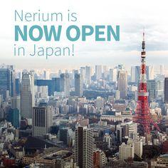 The global expansion continues!! www.dariarosen.nerium/jp