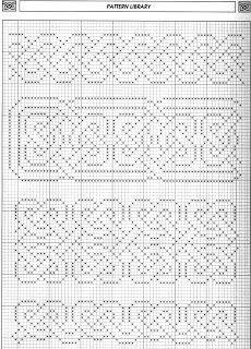 Celtic motifs 5 free cross stitch pattern