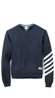 Rice Sweatshirt | S&H Athletics via EastDane - $110