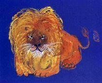 ABC Brian Wildsmith (Lion), 1962
