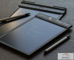 "Boogie Board LCD eWriter 8.5"" Black Paperless Digital Pad Boards, Stuff To Buy, Tech, Ebay, Black, Planks, Black People, Technology"