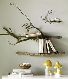 Wonderful 25 Ideas Creativas Para Decorar Con Ramas Secas. Tree BranchesTree Branch  DecorBranch ...