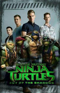 Ninja Turtles and the actors who play them Ninja Turtles 2014, Tmnt Turtles, Teenage Mutant Ninja Turtles, Leonardo Tmnt, Dragon Ball Z Shirt, Star Character, Noel Fisher, Tmnt 2012, Sailor Jupiter