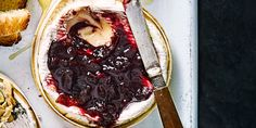 Discover five baked camembert topping ideas from Good Food, perfect for a Christmas party buffet, cheese course or festive dinner party starter. Camembert Recipes, Baked Camembert, Bbc Good Food Recipes, Healthy Recipes, Red Onion Chutney, Dinner Party Starters, Appetizers For A Crowd, Party Buffet, Halloumi