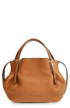 Free shipping and returns on Burberry 'Small Maidstone' Leather Satchel at Nordstrom.com. A lightly structured leather satchel steals the scene with moto-inspired zipper details and signature check-print side panels that add a flash of sophistication, while the optional crossbody strap offers easy street-savvy versatility.