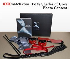 Click to enter XXXMatch Fifty Shades of Grey Photo Contest!