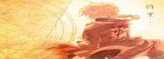 Fullmetal Alchemist Edward Elric Anime Facebook Covers