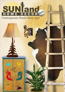 home decorating catalogscom presents sunland home the specialty dcor source southwestern decorating