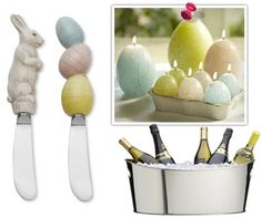 Easter basket for the entertainer