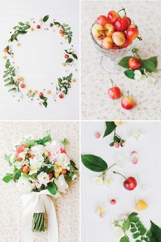 {MAG}Rouge Issue 3  Magnolia Rouge: Summer Harvest Bouquet by Annabella Charles