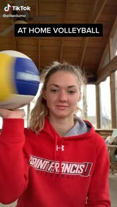 Volleyball Workouts Discover At home volleyball Volleyball Training, Volleyball Tryouts, Volleyball Skills, Volleyball Practice, Volleyball Outfits, Coaching Volleyball, Volleyball Videos, Volleyball Pictures, Softball Players