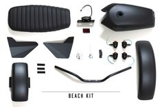 DIY Beach Kit — BORN Motor Co.