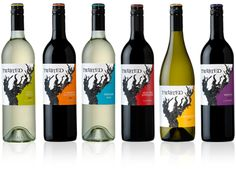 Twisted Wines. I like the old vines zin for fall.