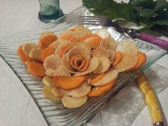 Salade de radis noir et carottes à l'asiatique - une salade savoureuse et détox - Au Fil du Thym