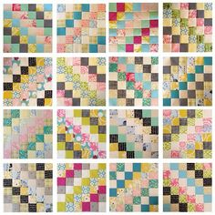 By now I'm sure you've seen some evidence of the Scrappy trip around the world quilt frenzy that's been happening around the interwebs. Well, it was sometime in early January when…