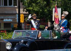 Felipe VI 'Una Corona íntegra, honesta y transparente'  Coronación del Rey de España Felipe VI. Calle Bailén, Madrid. SPAIN 19~6~2014 © Kiko Fraile