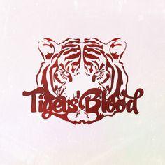 Tiger Blood #iPad #Wallpaper