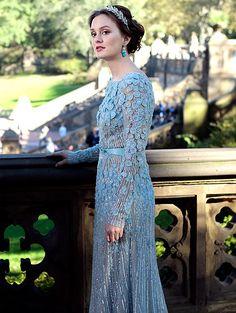 Su vestido de novia *.*