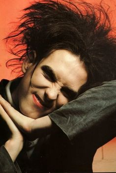 Robert Smith (The Cure)...