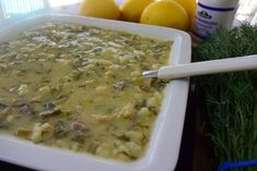 Food Network Recipes, Cooking Recipes, The Kitchen Food Network, Easter Recipes, Easter Food, Greek Recipes, Cheeseburger Chowder, Oatmeal, Recipies
