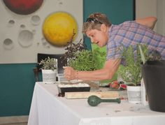 Cooking up a storm at Quo - Tanya Visser How To Make Everything, Cook Up A Storm, Gardening Tips, Herbalism, Eat, Cooking, Tours, Events, Herbal Medicine