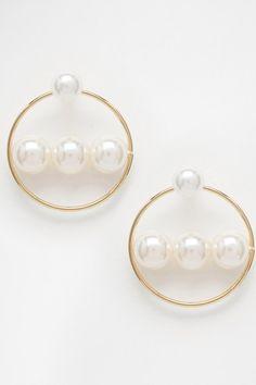 Boucles d'oreilles Asos, une petit craquage à prix tout doux. D'autres idées bijoux sur aufeminin.