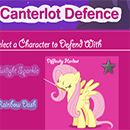MLP Canterlot Defence