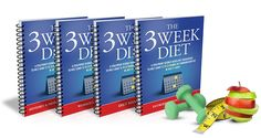 3 Week Diet Program Books