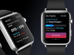 flight tracking app ios