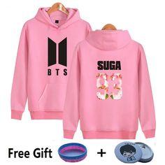 BTS Kpop Moletom Women Hoodies Sweatshirt Casual Female Winter Harajuku Hoodies Women Popular Bangtan Hip Hop Clothes BTS #Brand #LUCKYFRIDAYF #sweaters #women_clothing #stylish_dresses #style #fashion