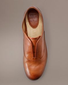 Jillian Slip - Women_Shoes_Oxfords - The Frye Company