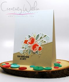 Throw kindness around by ilinacrouse - Cards and Paper Crafts at Splitcoaststampers
