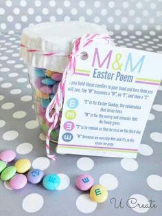 easter crafts, easter snacks for kids, easter treats, mm treat