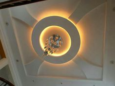 Kitchen Ceiling Design, Plaster Ceiling Design, House Ceiling Design, Home Stairs Design, Ceiling Design Living Room, Bedroom False Ceiling Design, Ceiling Light Design, Home Ceiling, Ceiling Murals