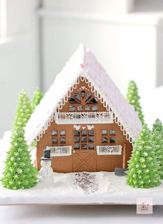 Gingerbread Chalet |
