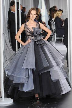Défilé Dior Printemps-été 2012