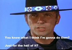 Billy Jack (my brother and my Dad loved Billy Jack. We went to the drive-in to see every Billy Jack movie) Jack Movie, Movie Stars, Movie Tv, Tom Laughlin, Run To The Hills, Jack B, Las Vegas Restaurants, Thanks For The Memories, Movies And Tv Shows