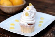 Cupcakes de limón...
